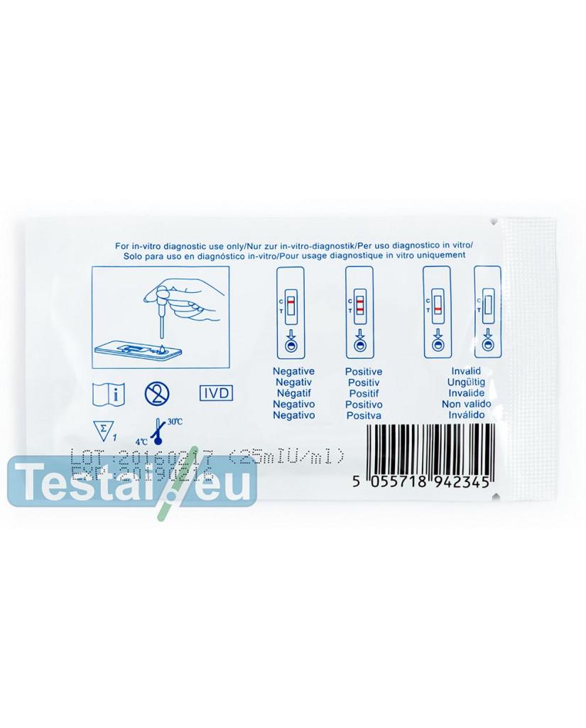 Nėštumo testas (kasetė)