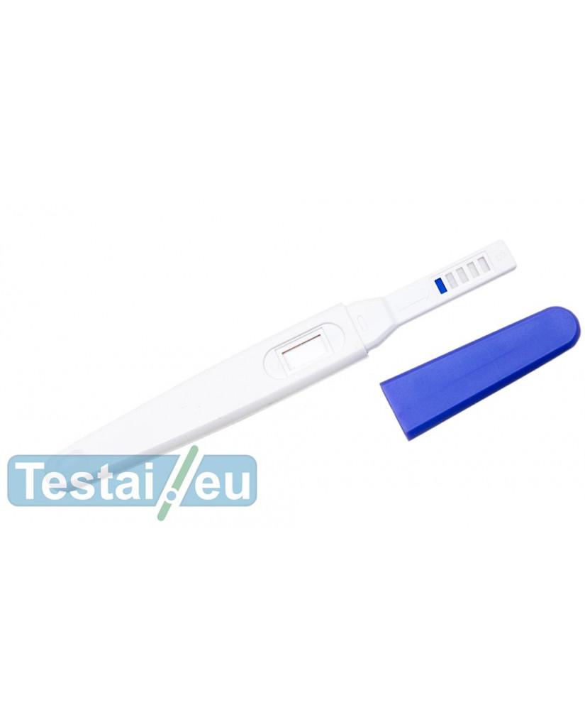 Nėštumo testas (pieštukas)